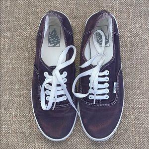 Vans Sneakers Size 9.